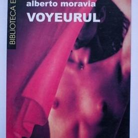 Alberto Moravia - Voyeurul