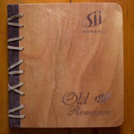 Album Old Romania (editie trilingva, hardcover)