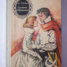 Alexandre Dumas - Cavalerul d`Harmental (editie hardcover)