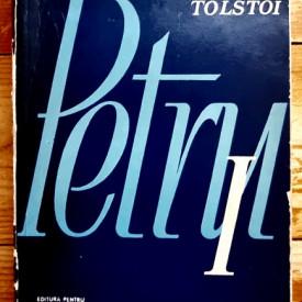 Alexei Tolstoi - Petru I