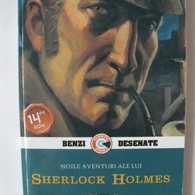 Arthur Conan Doyle - Noile aventuri ale lui Sherlock Holmes (benzi desenate)