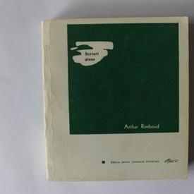 Arthur Rimbaud - Scrieri alese (versuri)