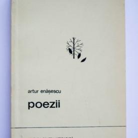 Artur Enasescu - Poezii