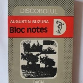 Augustin Buzura - Bloc notes