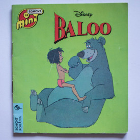 Baloo (carte Walt Disney)