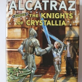 Brandon Sanderson - Alcatraz vs. the Knights of Crystallia (editie hardcover)
