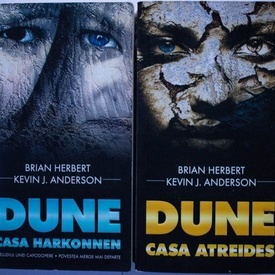 Brian Herbert, Kevin J. Anderson - Dune (Casa Atreides. Casa Harkonnen) (2 vol.)