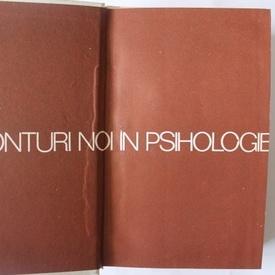 Brian M. Foss - Orizonturi noi in psihologie (editie hardcover)