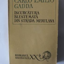 Carlo Emilio Gadda - Incurcatura blestemata din strada Merulana
