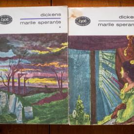 Charles Dickens - Marile sperante (2 vol.)