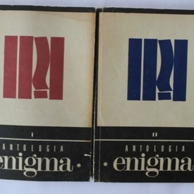 Colectiv autori - Antologia Enigma (2 vol.)