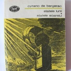 Cyrano de Bergerac - Statele lunii. Statele soarelui