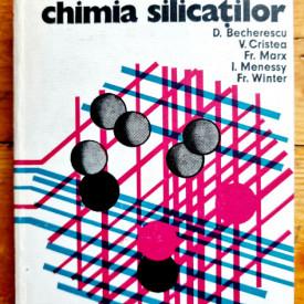 D. Becherescu, V. Cristea, Fr. Marx, I. Menessy, Fr. Winter - Metode fizice in chimia silicatilor (editie harcover)