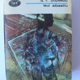 D.R. Popescu - Leul albastru