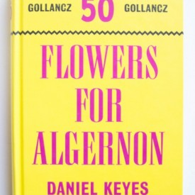 Daniel Keyes - Flowers for Algernon (editie hardcover)