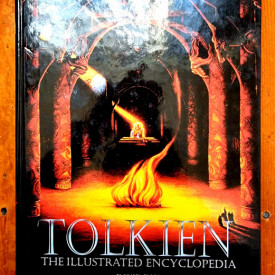 David Day - Tolkien. The Illustrated Encyclopedia (editie hardcover)
