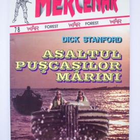 Dick Stanford - Asaltul puscasilor marini