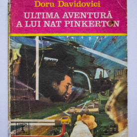 Doru Davidovici - Ultima aventura a lui Nat Pinkerton