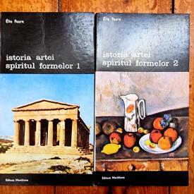 Elie Faure - Istoria artei. Spiritul formelor (2 vol.)
