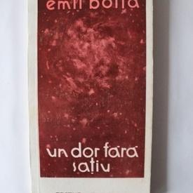Emil Botta - Un dor fara satiu