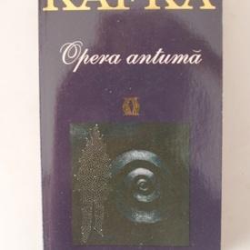 Franz Kafka - Opera antuma