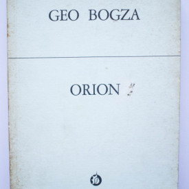 Geo Bogza - Orion