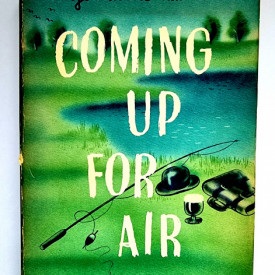 George Orwell - Coming Up for Air (editie hardcover)