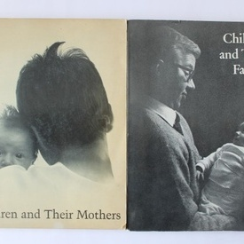 Hanns Reich - Children and their mothers. Children and their fathers (2 albume de fotografie, in limba engleza)