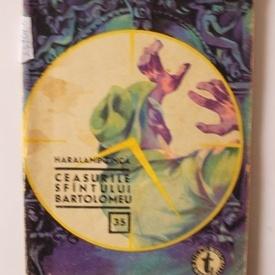 Haralamb Zinca - Ceasurile Sfantului Bartolomeu
