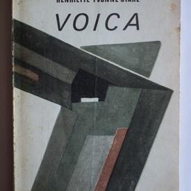 Henriette Yvonne Stahl - Voica