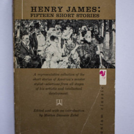 Henry James - Fifteen short stories