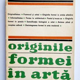 Herbert Read - Originile formei in arta