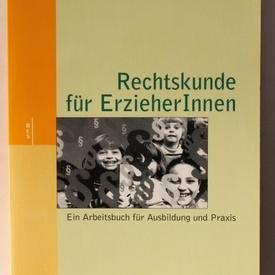 Heribert Renn - Rechtskunde fur ErzieherInnen (editie in limba germana)