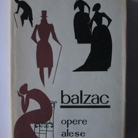 Honore de Balzac - Opere alese (editie hardcover)