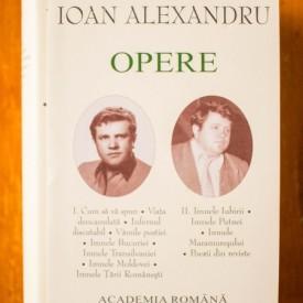 Ioan Alexandru - Opere I-II (2 vol., editie hardcover)