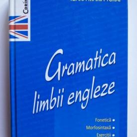 Ioana Maria Turai - Gramatica limbii engleze (editie hardcover)