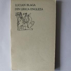 Lucian Blaga - Din lirica engleza