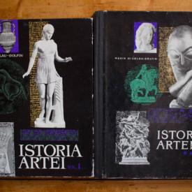 Marin Nicolau-Golfin - Istoria artei (2 vol., editie hardcover)