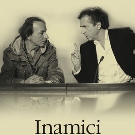 Michel Houellebecq, Bernard-Henry Levy - Inamici publici