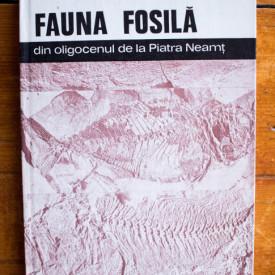 Mihai Ciobanu - Fauna fosila din oligocenul de la Piatra Neamt (editie hardcover)