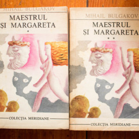 Mihail Bulgakov - Maestrul si Margareta (2 vol.)