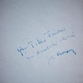 Mircea Avram - Cartea romaneasca manuscrisa (cu autograf)