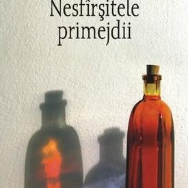 Mircea Horia Simionescu - Nesfarsitele primejdii (editie hardcover)