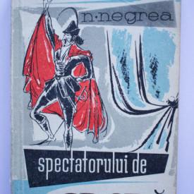 N. Negrea - Cartea spectatorului de opera