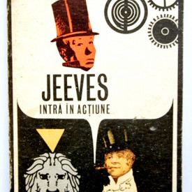 P. G. Wodehouse - Jeeves intra in actiune