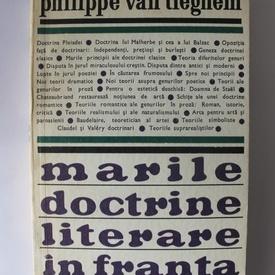 Philippe Van Tieghem - Marile doctrine literare in Franta