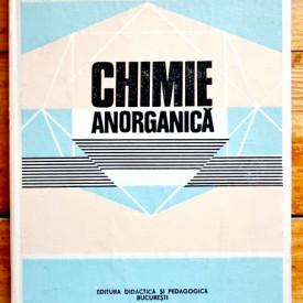 Prof. dr. Ionel Haiduc (coord.) - Chimie anorganica pentru perfectionarea profesorilor (editie hardcover)