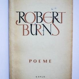Robert Burns - Poeme