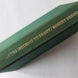 Robert Grand - L'univers inconnu du tarot (editie in limba franceza, hardcover)