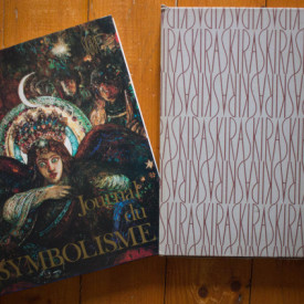 Robert L. Delevoy - Journal du symbolisme (editie hardcover, in caseta speciala)
